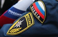 Севастопольские огнеборцы ликвидировали горение мазута на судне
