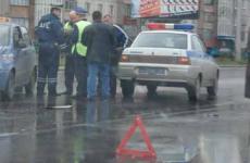 В Вологде иномарка сбила на «зебре» пешехода