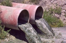 Плата за сброс в канализацию сточных вод