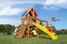 Прокуратура добилась привлечения к административной ответственности организации за нарушения законодательства при эксплуатации детских игровых площадок