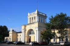 К 240-летию в Луге установлен памятник основательницы города Екатерине II