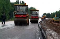 В Лужском районе по требованию прокуратуры проведена уборка снега с автомобильных дорог