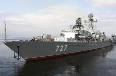 Жители Балтийска увидят военно-морской вальс в честь Дня ВМФ-2021