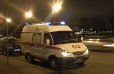 На автодороге в Тверской области столкнулись две легковушки