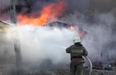 Установлены личности погибших при пожаре в деревне Мыза