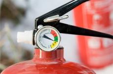 Санкт-Петербургской транспортной прокуратурой приняты меры для устранения нарушений законодательства о пожарной безопасности