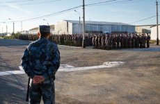 Прокуратурой г. Североморска в суде поддержано обвинение в отношении местного жителя, обвиняемого в совершении убийства