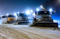 Дмитрий Азаров пригрозил вывести чиновников мэрии Самары на уборку снега