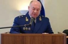 Депутаты облсовета утвердили кандидатуру нового прокурора