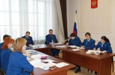 В Северо-Западной транспортной прокуратуре состоялось заседание коллегии