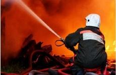 Два человека погибли на пожаре в Кемерове
