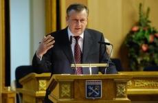 Губернатор Дрозденко третий год зарабатывает меньше жены