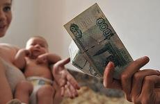 Пособия по уходу за ребёнком получат 4 тысячи тамбовчан