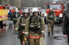 Череповчанин получил ожоги в сгоревшем дотла доме