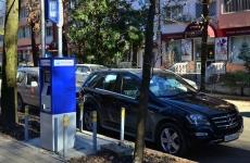 Воронежец снял на видео неработающий терминал оплаты платной парковки