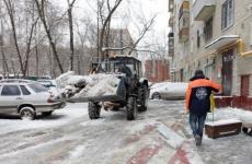 В Киришском районе прокурорами выявлены многочисленные нарушения в части уборки снега с дорог и придомовых территорий