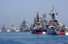 Корабли Каспийской флотилии возвращаются из командировки в Средиземном море