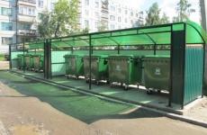 До конца года в Южно-Сахалинске оборудуют 375 новых площадок под мусор