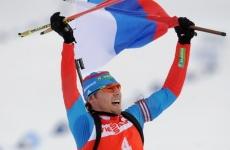 Эрленн Бьёнтегор выиграл масс-старт в Шушене, Антон Шипулин – 22-й