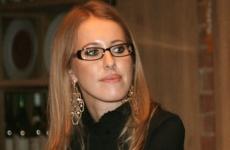 Ургант снял пародию на предвыборное обращение Ксении Собчак