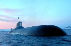 Базу подводных лодок освободили ото льда на Камчатке