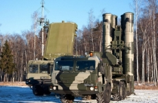На базе Северного флота в Карелии заступил на боевое дежурство дивизион С-400