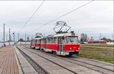 В центре Ульяновска закроют движение трамваев