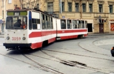 Жителей КЗТЗ оставили без трамвайного сообщения