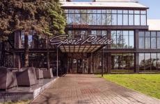 Прокурор Петроградского района обратился в суд с требованием демонтировать спорткомплекс, расположенный в Приморском парке Победы